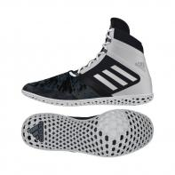 Adidas Boxing shoes Flying Impact black / white