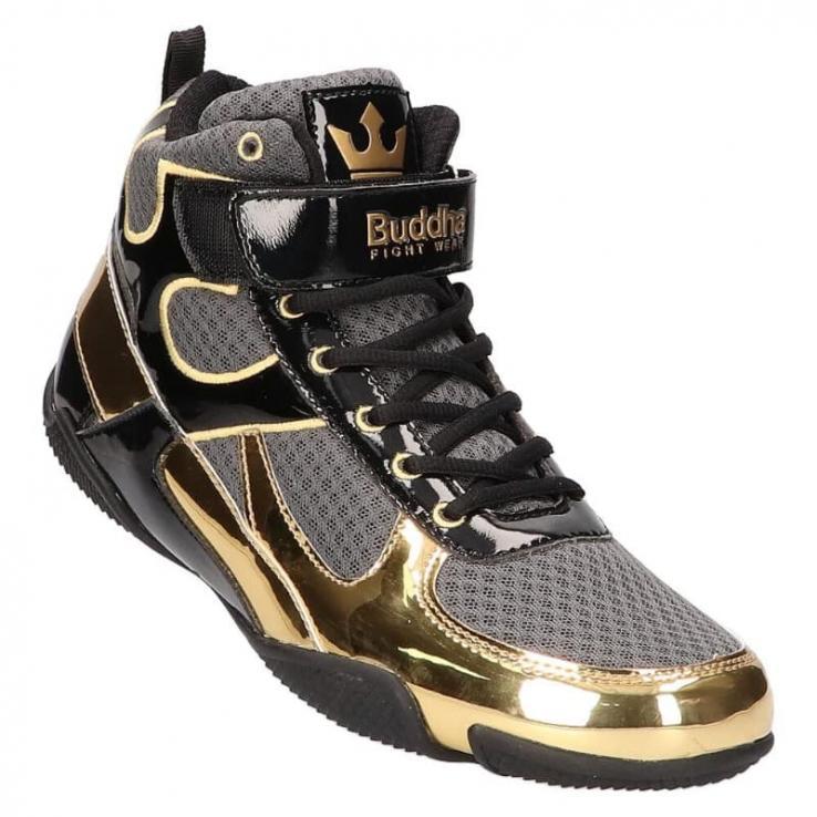 Boxing shoes Buddha One dark gray / gold