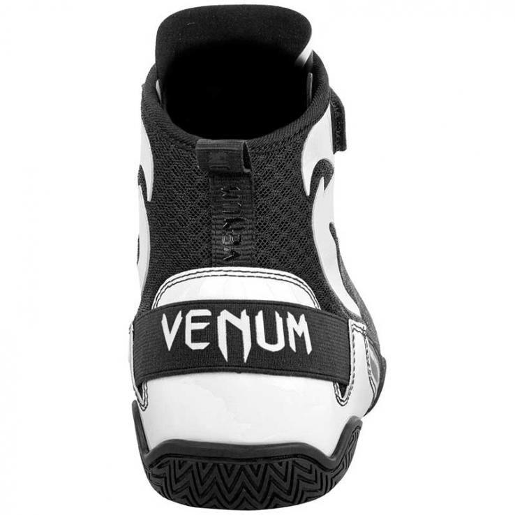 Boxing shoes Venum Giant Low black/white