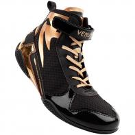 Boxing shoes Venum Giant Low black/golden
