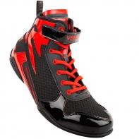 Boxing shoes Venum Giant Low black/red