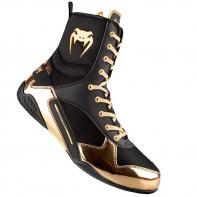 Boxing shoes Venum Elite Black/Gold