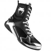 Boxing shoes Venum Elite Black/Silver