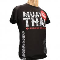 T-shirt Buddha Premium Muay Thai Fighter