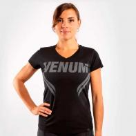 Women Shirt Venum ONE FC Impact black / black