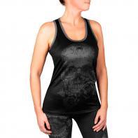Women Shirt Venum Santa Muerte 3.0 black/black