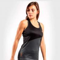 Women Woman T-Shirt Tank Top Dune 2.0 black / bronze