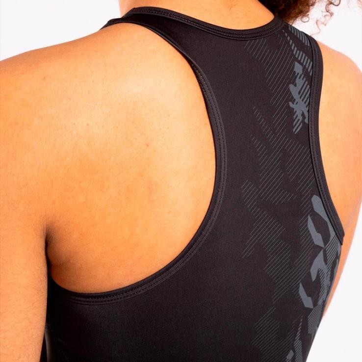 Venum UFC Authentic Fight Week Women's T-Shirt Black