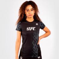 Venum UFC Authentic Fight Week Performance Women's T-Shirt Black