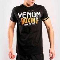 T-shirt Venum Boxing Classic 2.0 black / gold
