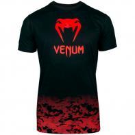 T-shirt Venum Classic black/red