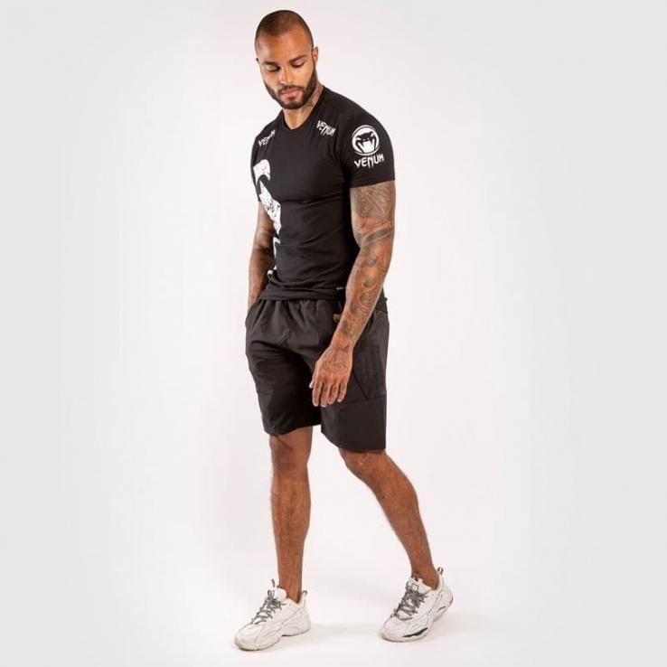 T-shirt Venum Giant  black/white