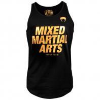 T-shirt Venum MMA VT Tank top black/gold