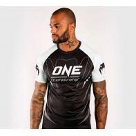T-shirt Venum X One FC Dry Tech™ white / black