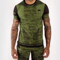 T-shirt Venum Trooper  forest camo / black