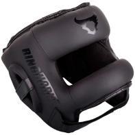 Headgear Venum Ringhorns Nitro black Matte By Venum