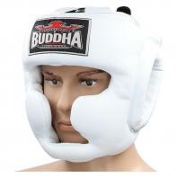 Headgear Buddha training Thailand white