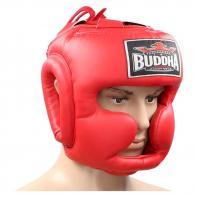 Headgear Buddha training Thailand red