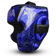 Boxing helmet Buddha Galaxy blue