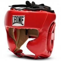 Headgear Leone Training red