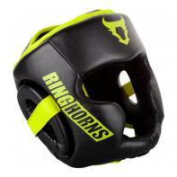 Headgear Venum Ringhorns Charger Black Neo Yellow By Venum