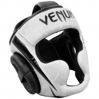 Headgear Venum Elite White / Camo