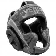 Headgear Venum Elite Black / Dark Camo