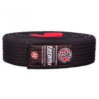 BJJ Belt Tatami Black