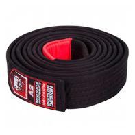 BJJ Belt  Venum  black