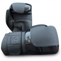 Boxing gloves Buddha Black X3
