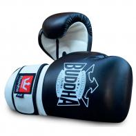 Boxing gloves Buddha Colors black