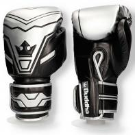 Boxing gloves Buddha Future silver