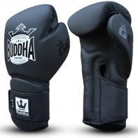 Boxing gloves Buddha Pro Gel black / black