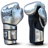 Boxing gloves Buddha Pro Gel silver