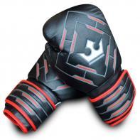 Boxing gloves Buddha Spider Future black
