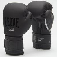 """Boxing gloves Leone  GN059 """"Black&White"""" Black"""