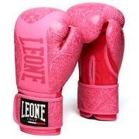 Boxing gloves Leone Maori  pink
