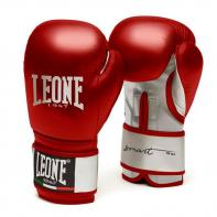Boxing gloves Leone Smart red