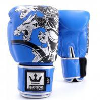 Boxing gloves Buddha Millenium blue Children