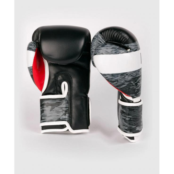 Boxing gloves Kids Venum Bandit black / grey