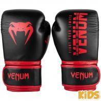Boxing gloves Kids Venum Signature red