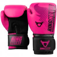 Boxing gloves Ringhorns Charger MX Pink By Venum