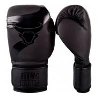 Boxing gloves Ringhorns Charger Black/Black By Venum
