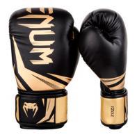 Boxing gloves Venum Challenger 3.0 Black  Gold