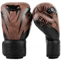 Boxing gloves Venum Impact black/brown