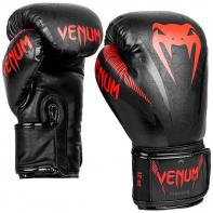 Boxing gloves Venum Impact black/red