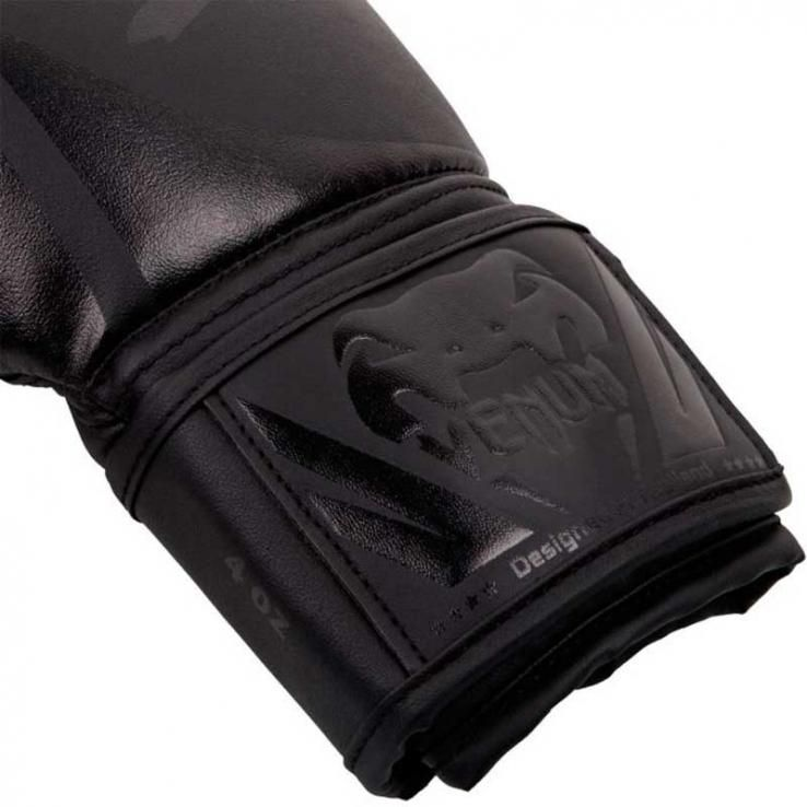 Boxing gloves Kids Venum Challenger 2.0 black / black