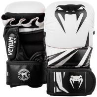MMA Gloves Venum Challenger 3.0 Sparring Black White