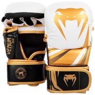 MMA Gloves Venum Challenger 3.0 Sparring White / Gold