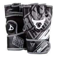 MMA Gloves  Ringhorns Nitro Black By Venum